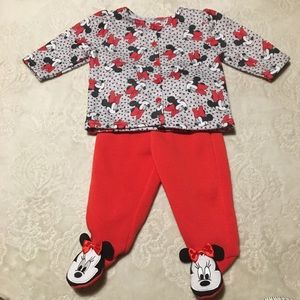 Disney baby, Minnie Mouse outfit 0-3 month.
